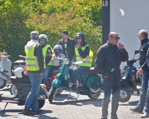 30.04.2017 Anrollern Stuttgart