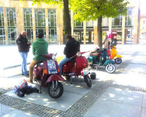 Ausfahrt Heilbronn 13.April 2014
