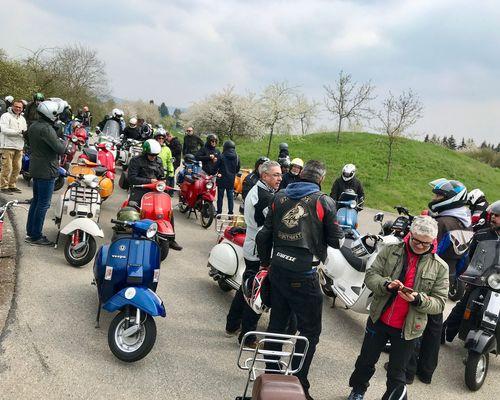 14.04.2019 Anrollern Stuttgart