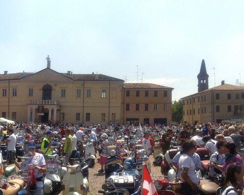 Vespa World Days - Mantova 2014